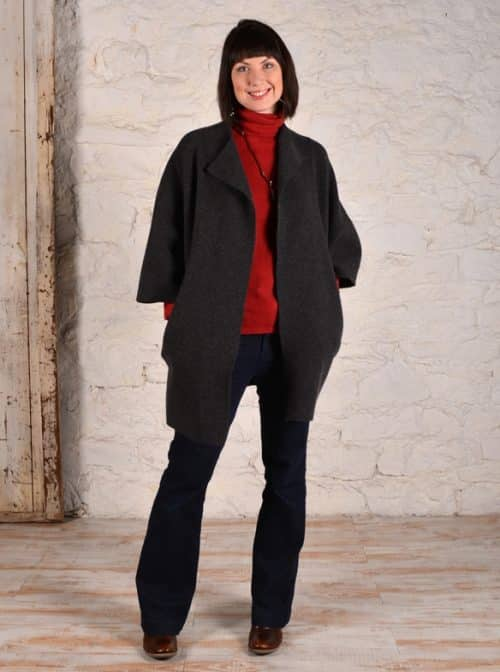 Sewing Workshop - Chateau Coat Sewing Pattern