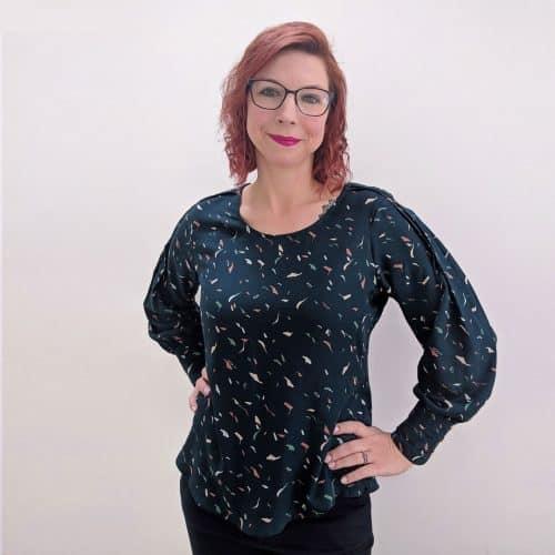 Josie Blouse sewing pattern