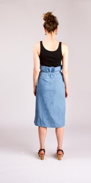 Nehalem Pant And Skirt Sewing Pattern - Sew House Seven