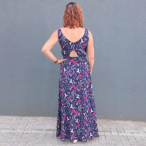 Rosalee Dress Sewing Pattern - Experimental Space