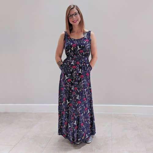 Rosalee Dress Sewing Pattern