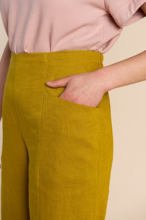 Closet Case - Pietra Pants and Shorts Sewing Pattern
