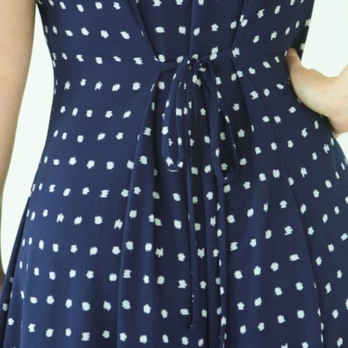 Shelby Dress and Romper Sewing Pattern - True Bias