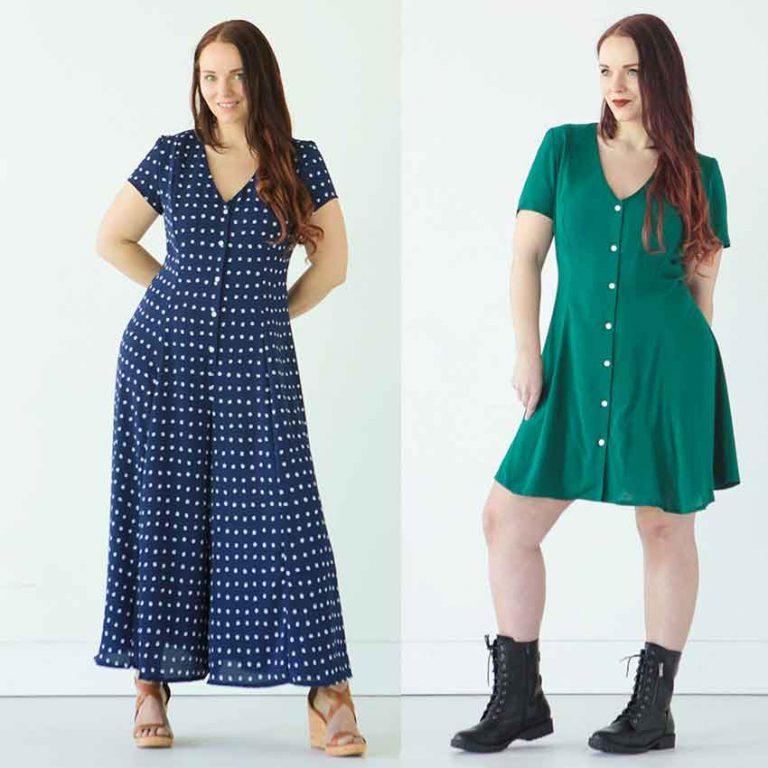 Shelby Dress & Romper Sewing Pattern
