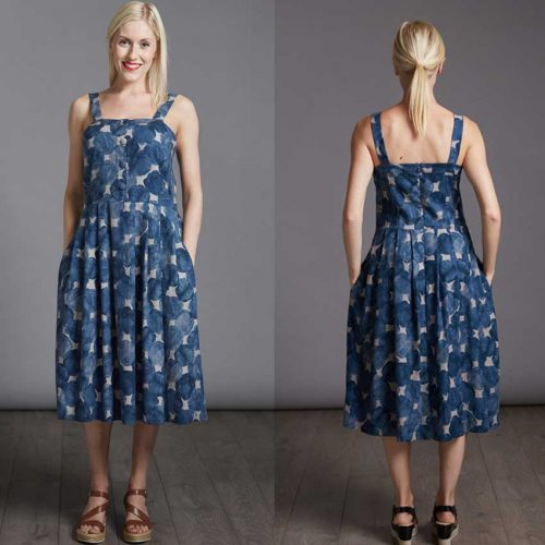 Sun Dress Sewing Pattern