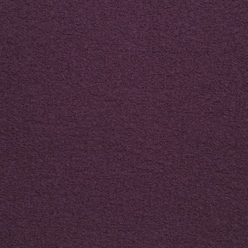 boiled wool fabric merlot