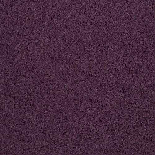 boiled wool fabric merlot