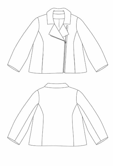 Sewing Workshop - Brando Jacket