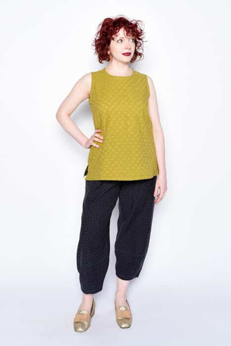 Sewing Workshop - Picasso Top and Pants