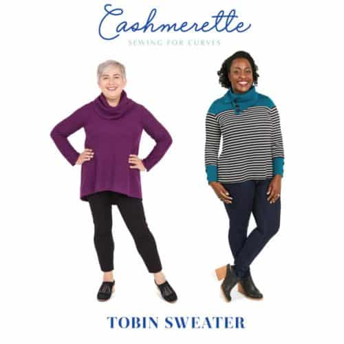 tobin sweater pattern- cashmerette