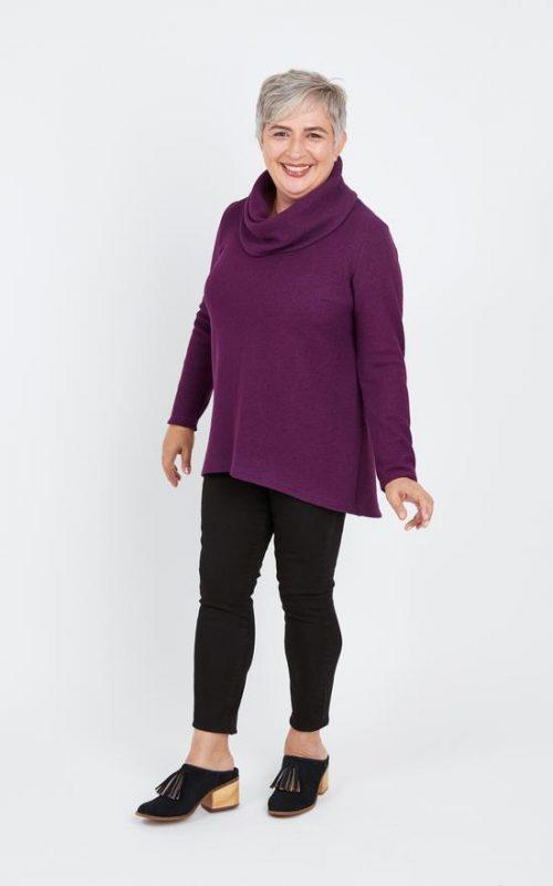 Tobin Sweater - Cashmerette Patterns