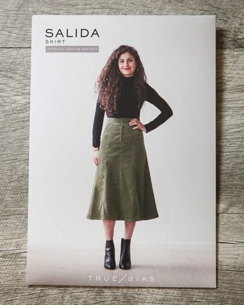 Salida Skirt Sewing Pattern - True Bias