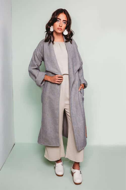 Cambria Duster- Friday Pattern Company