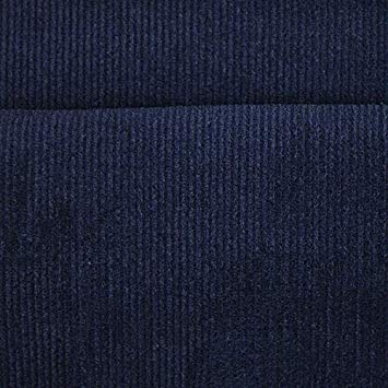 french navy needlecord fabric