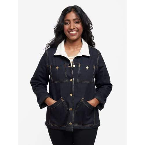 Thayer Jacket Sewing Pattern Grainline