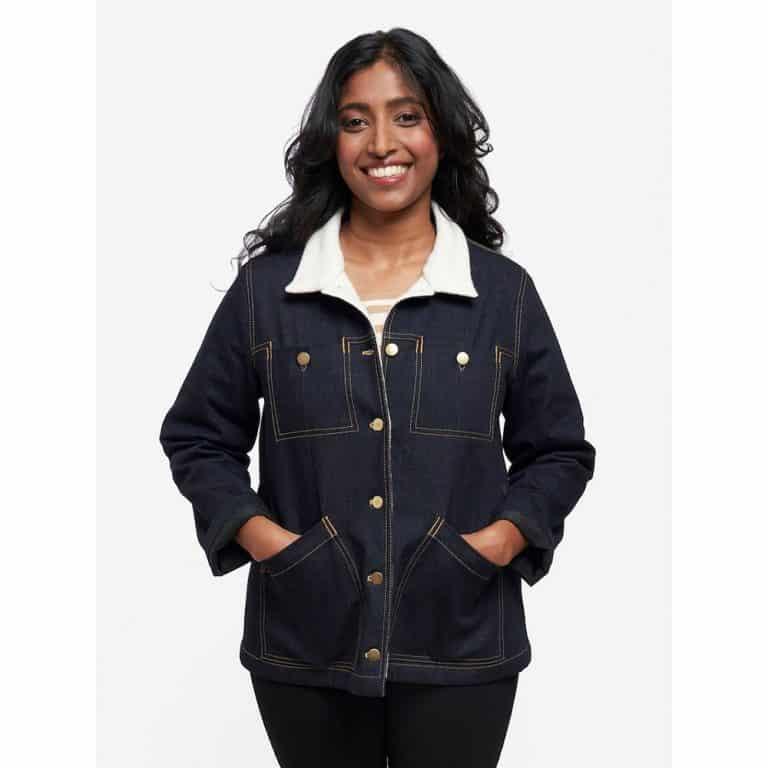Thayer Jacket Sewing Pattern Grainline