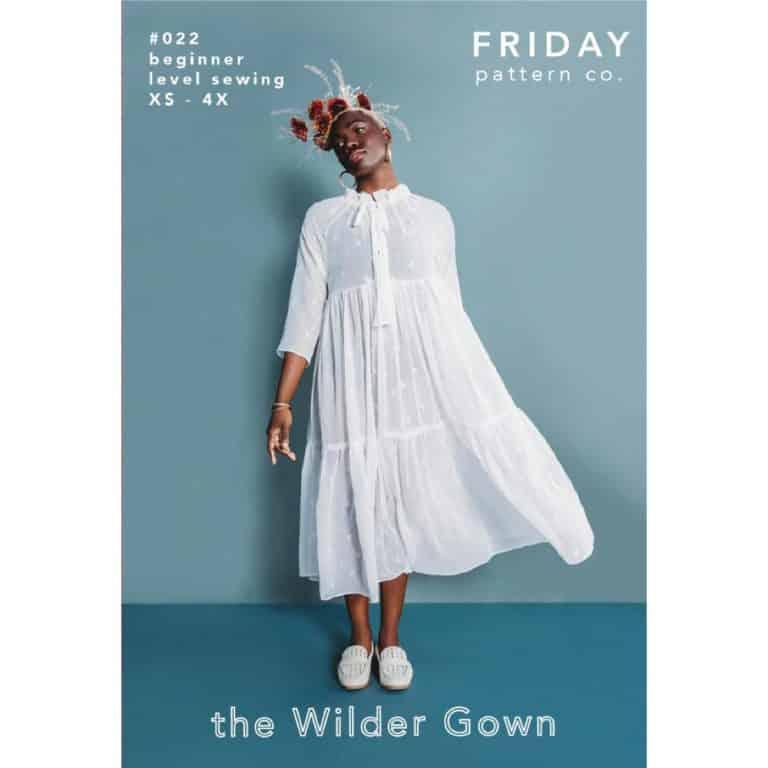 the wilder gown