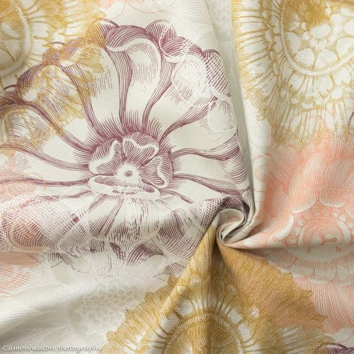 organic cotton dress fabric
