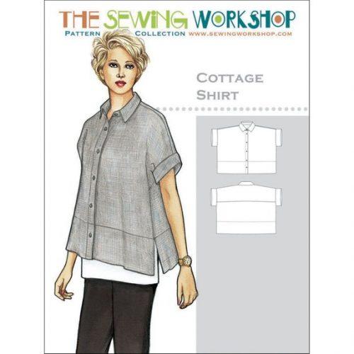 Sewing Workshop - Cottage Shirt Sewing Pattern