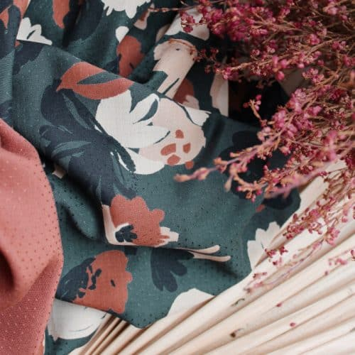 Posie Smokey Fabric by Atelier Brunette