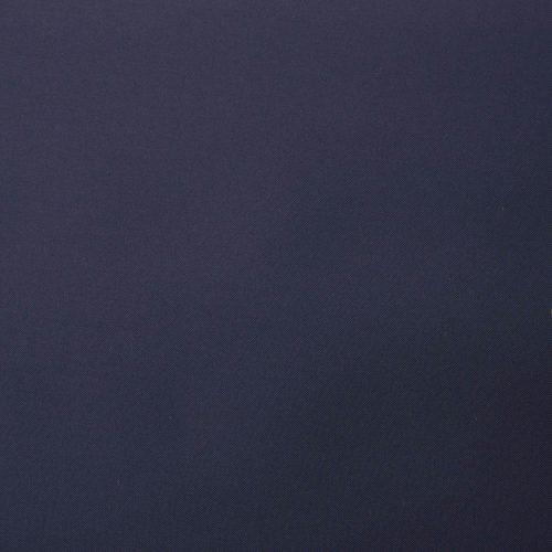plain cotton lawn navy blue