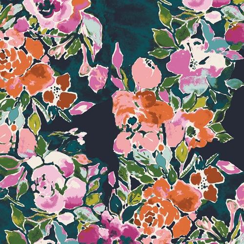 Art Gallery Rayon - Botanists Essay By Bari J.