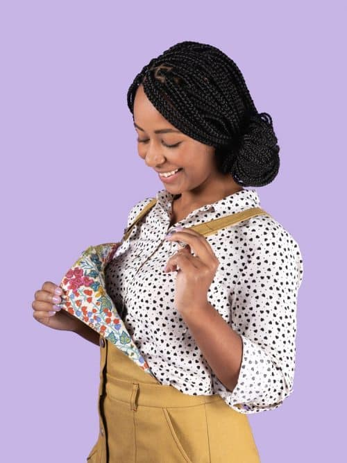 Tilly and the Buttons - Bobbi Pinafore & Skirt Sewing Pattern