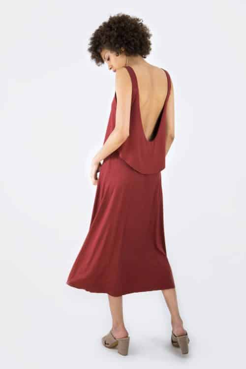 The Hilo Dress- Friday Pattern Company