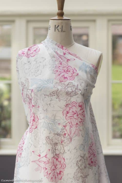 kf-70... Art Gallery Fabrics paparounes Spices Stretch Jersey Knit Dress Fabric
