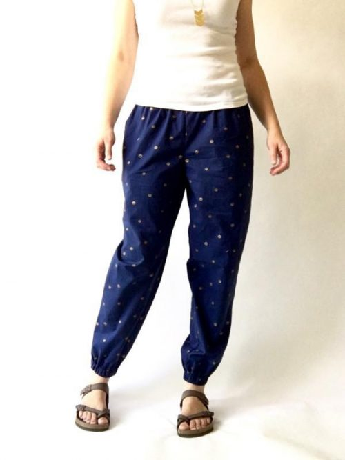 Made By Rae - Luna Pants Sewing Pattern