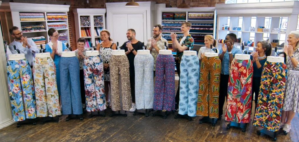 Great British Sewing Bee 2020
