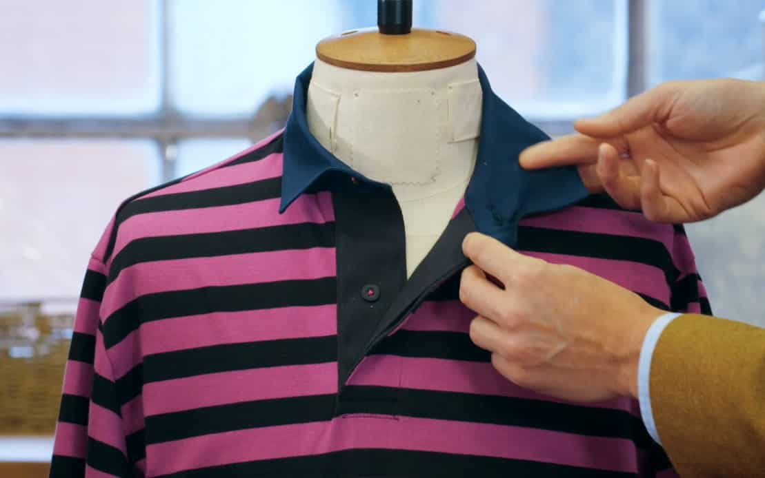 Great British Sewing Bee 2020 - Rugby Shirt