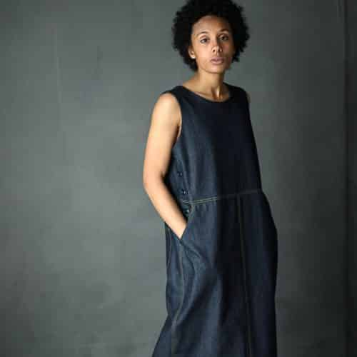 Merchant & Mills The Whittaker Pinafore Dress