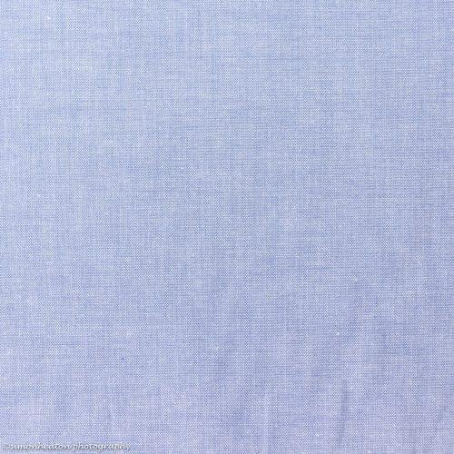 NEW 100% Cotton Chambray Fabric - Blue