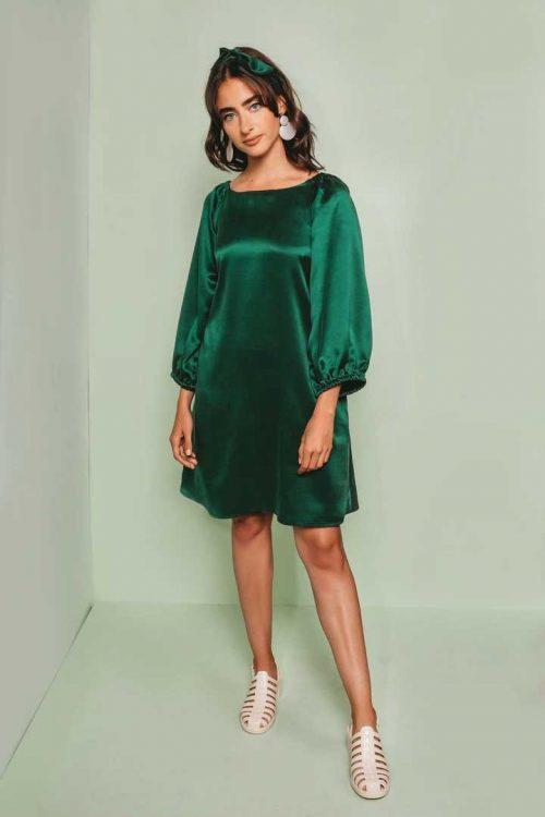 Adrianna Dress - Friday Pattern Company