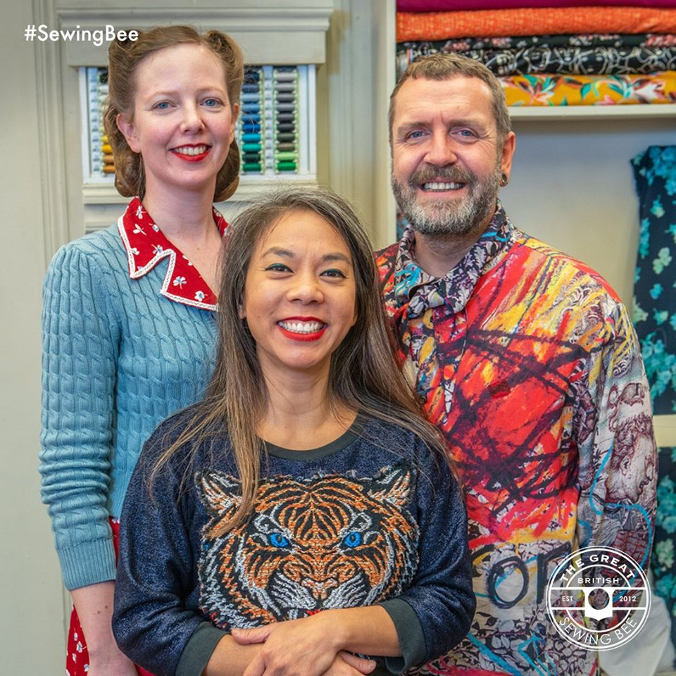 Great British Sewing Bee 2020 The Final
