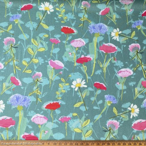 Viscose Twill Dress Fabric - Rosella in Pine