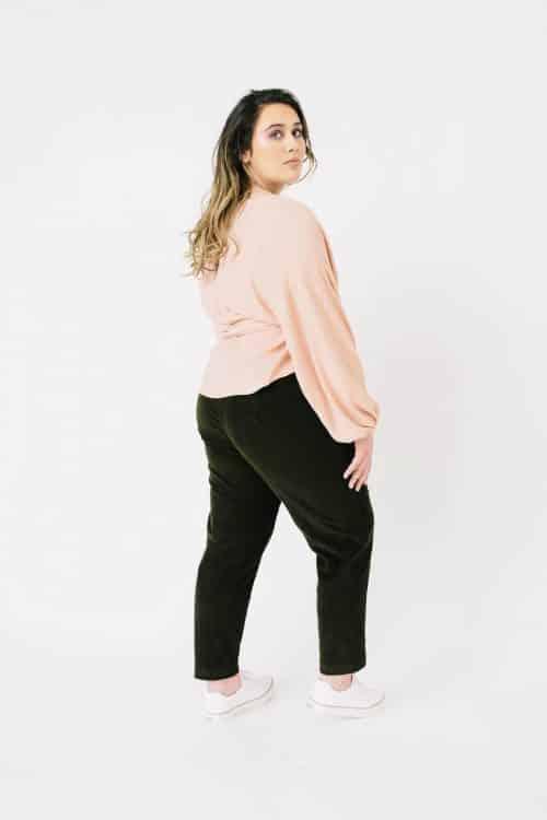 Array Top/Dress Sewing Pattern - Papercut Patterns