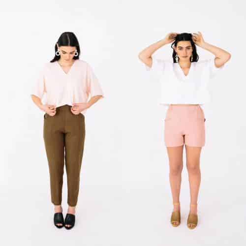 Palisade Pants Sewing Pattern