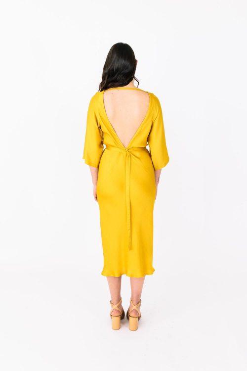Ravine Dress Sewing Pattern - Papercut Patterns