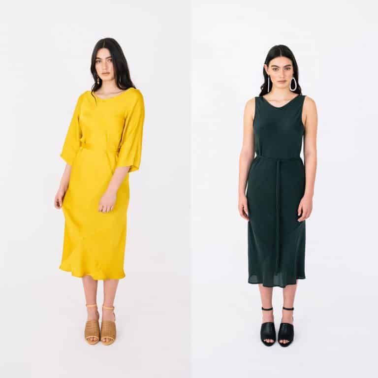 Ravine Dress Sewing Pattern