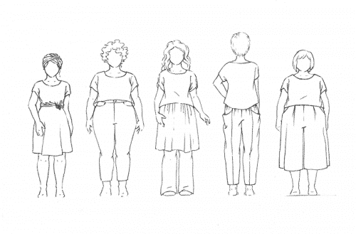 Sew Liberated - Strata Top Sewing Pattern
