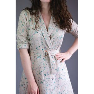 Deer & Doe - Passiflore Dress Sewing Pattern