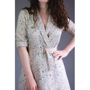 Deer & Doe - Passiflore Dress Sewing Pattern
