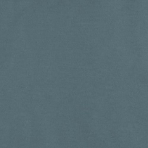 Smoke Blue Organic Cotton Poplin Fabric C Pauli
