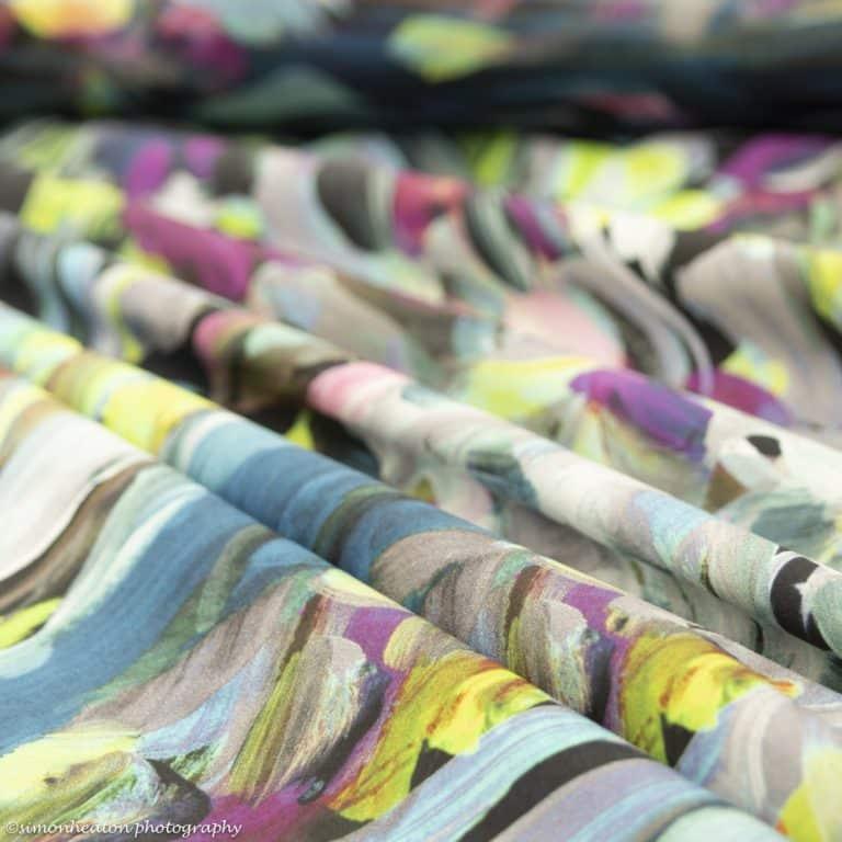 Amarachi Art Cotton Lawn Fabric Lady McElroy