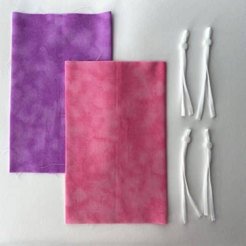 marble pink purple