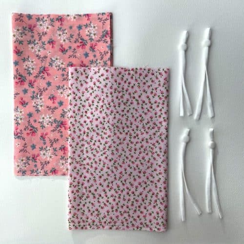 ditsy and floral pink