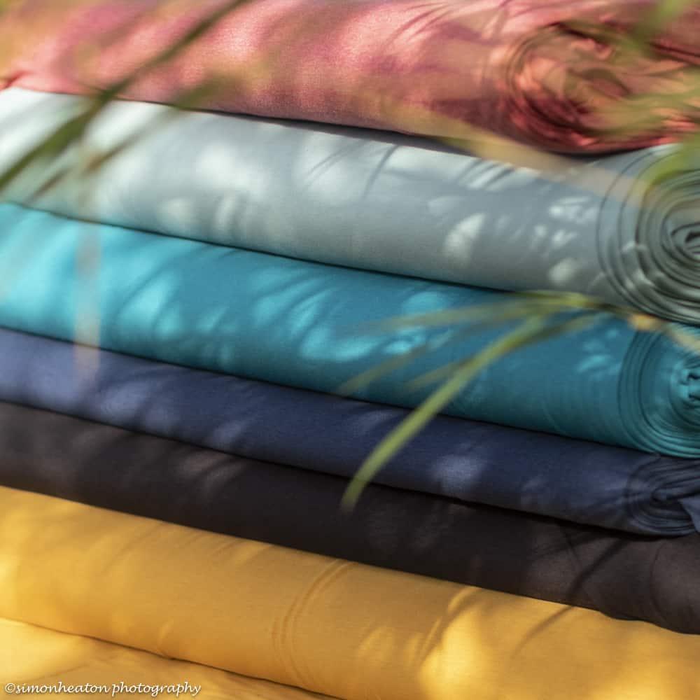 Bamboo Jersey Dress Fabric - Dragonfly Fabrics