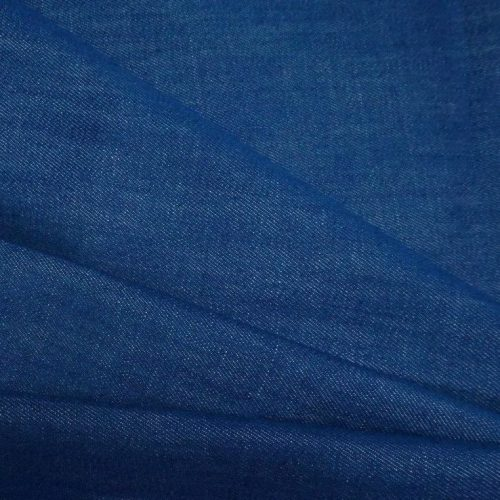 Cromford Cotton Denim Fabric by Lady McElroy